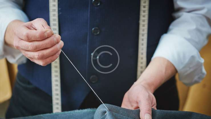 Save Shopping Time with Custom Tailored Clothing.